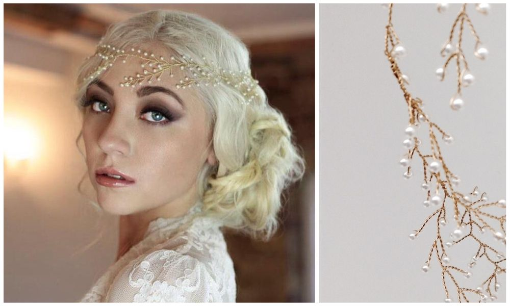 Bespoke Wedding Accessories In London The Hairvine Collection Diy Hair Accessories Wedding Accessories Bridal Accessories