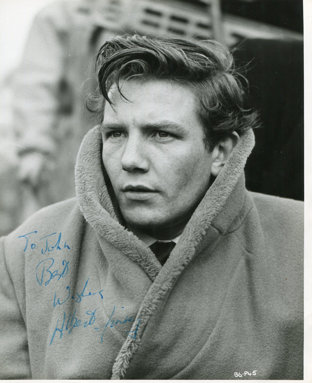 Albert Finney (born 1936)