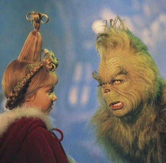 It took over 45 Makeup Artists & over 8000 Makeup Appliances in the film How the Grinch Stole Christmas, 2000. #rickbaker & ✂ #gailrowellryans won the ...