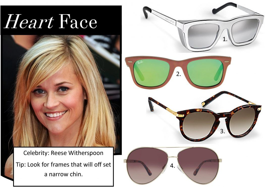 a22200531a5 How To Find The Sunglasses Style That Suit Your Face Shape - You can simply  define