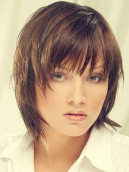 Short Straight Hairstyles For 2013 2014 Straight Hairstyles