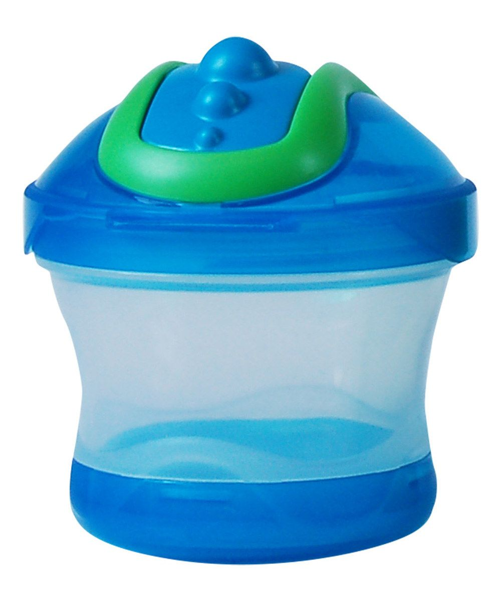 Look at this Blue 9-Oz. Slider Storage Container on #zulily today!