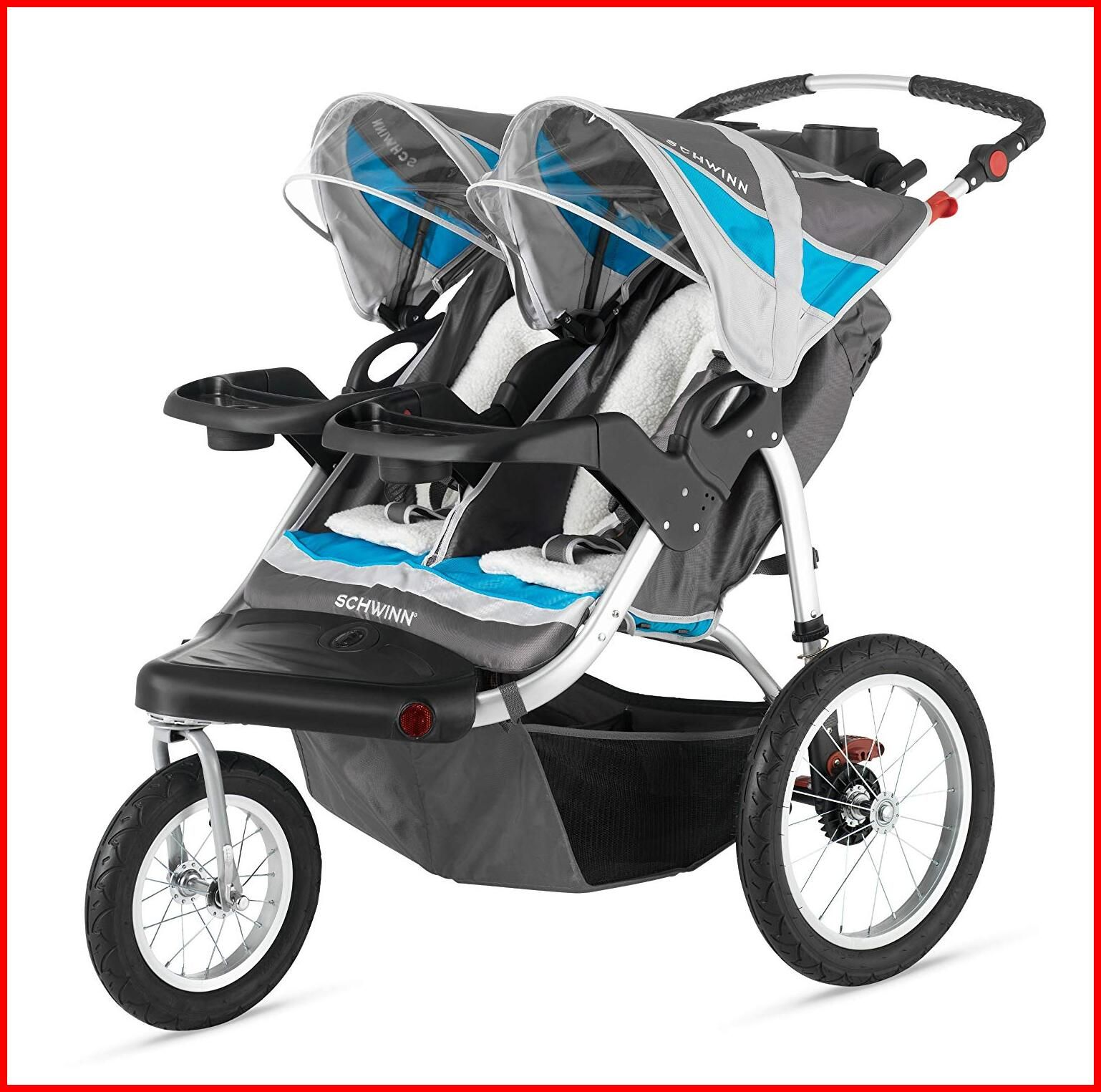 49 reference of instep safari double jogging stroller