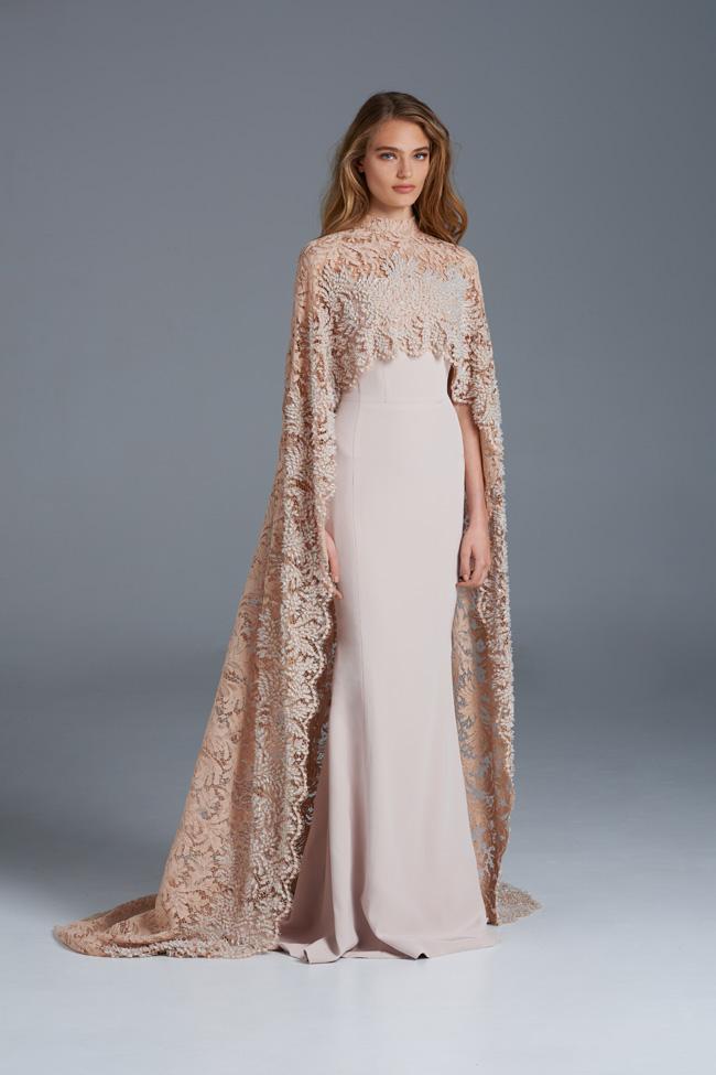 Paolo Sebastian Spring Summer 2015 2016 Bridal Collection In 2020 Paolo Sebastian Paolo Sebastian Bridal Wedding Dress Couture