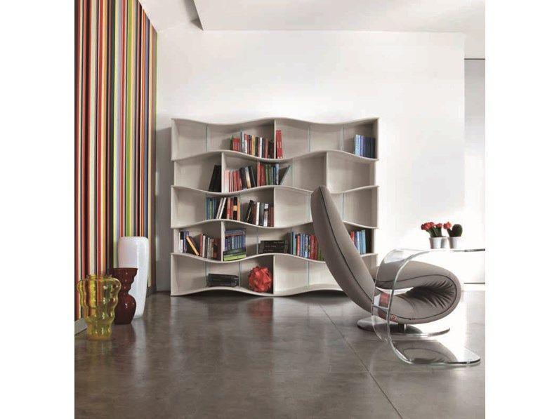 Mensole moderne per soggiorno living marchiato Tonin Casa | idee per ...