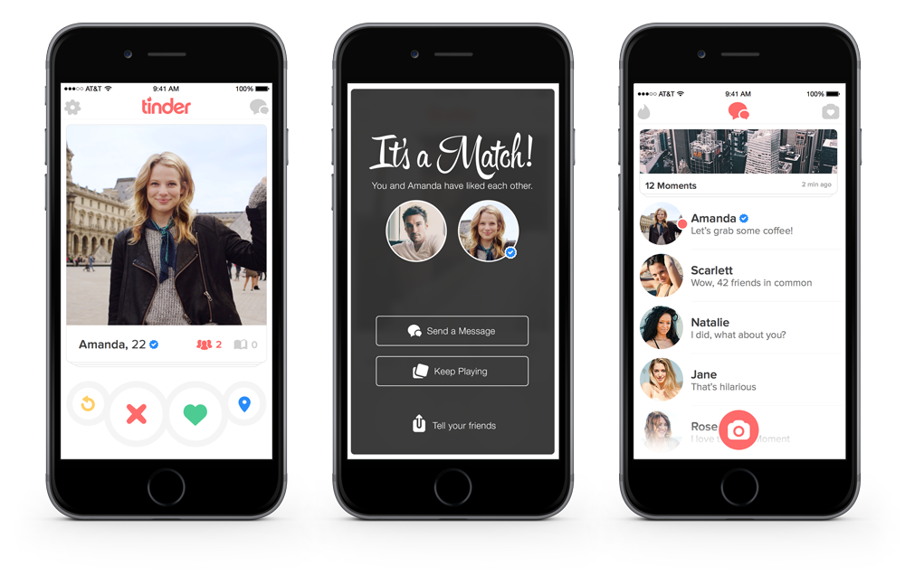 The best iphone apps for meetings and dating online