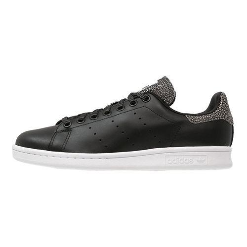 adidas Originals STAN SMITH - Sneaker - core black white   Кроссовки ... 02ef6b8500e