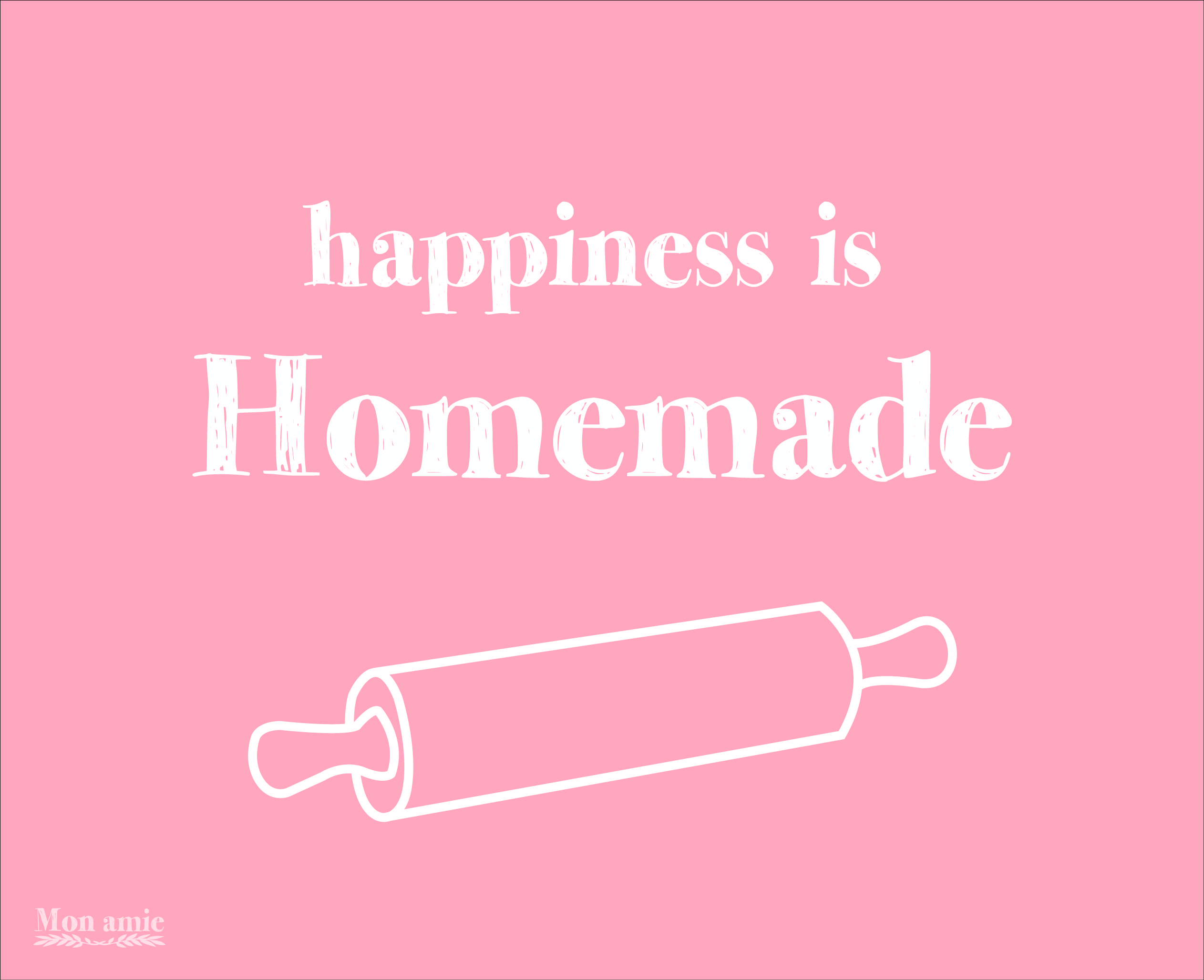 Quote Happiness Homemade Baking Food Life Homemade Food Quote Food Quotes Homemade