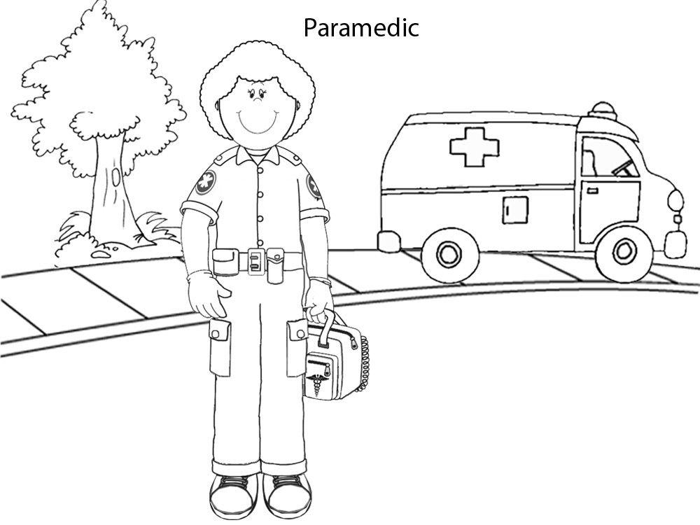 Http D33y93cfm0wb4z Cloudfront Net Kidspotnz Newactivityfinder Paramedic 1000x750 Jpg Community Helpers Theme Paramedic Daycare Activities