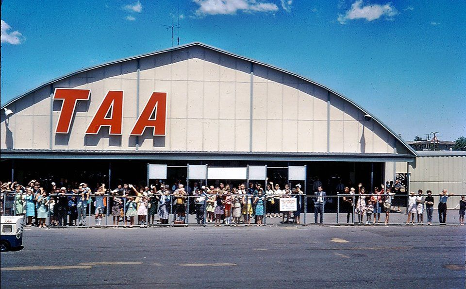 Old TAA Terminal Pinterest.jpg Australian airlines
