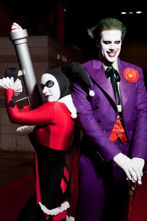 Halloween Joker And Harley Quinn Costumes.Joker And Harley Quinn Costumes Joker And Harley Quinn Couples