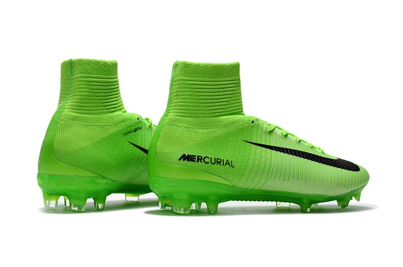 Nike Mercurial Superfly V FG - Electric
