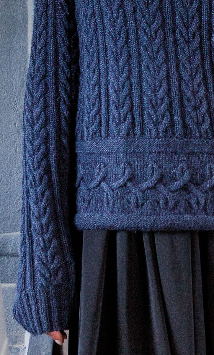 Lana Grossa PULLI Lace Seta - FILATI Handstrick No. 61 - Modell 36   FILATI.cc WebShop