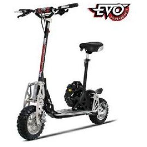 Big Toys Uberscoot-2x-Big Uberscoot 2X Big Wheel 50Cc Gas