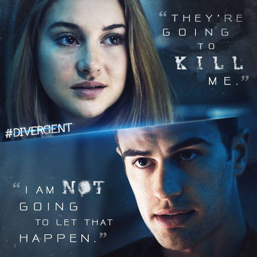 divergent tobias and tris | Divergent Tris and Four by ...