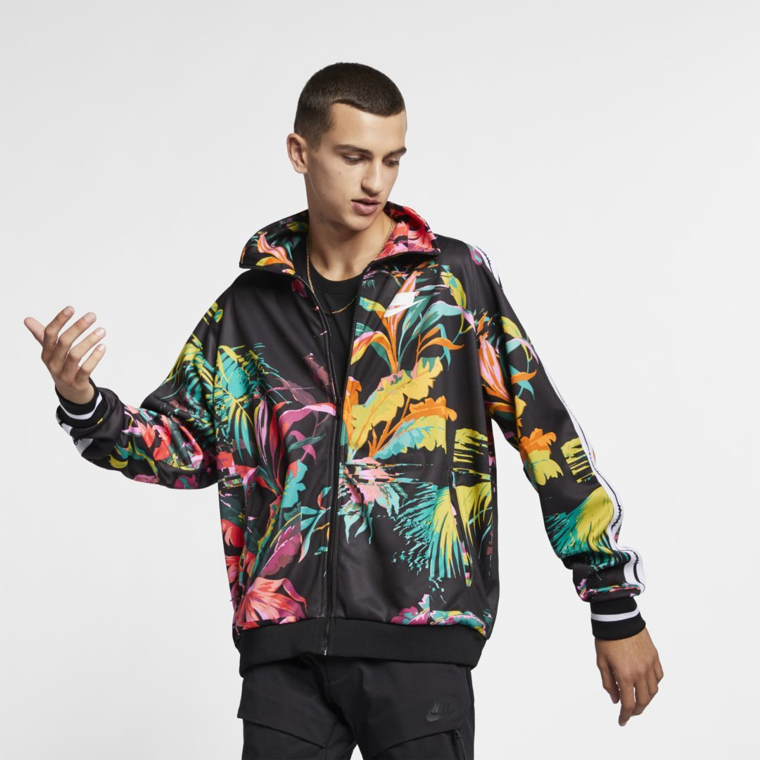 fb6b66f063 Sportswear NSW Men's Printed Track Jacket in 2019 | Products ...
