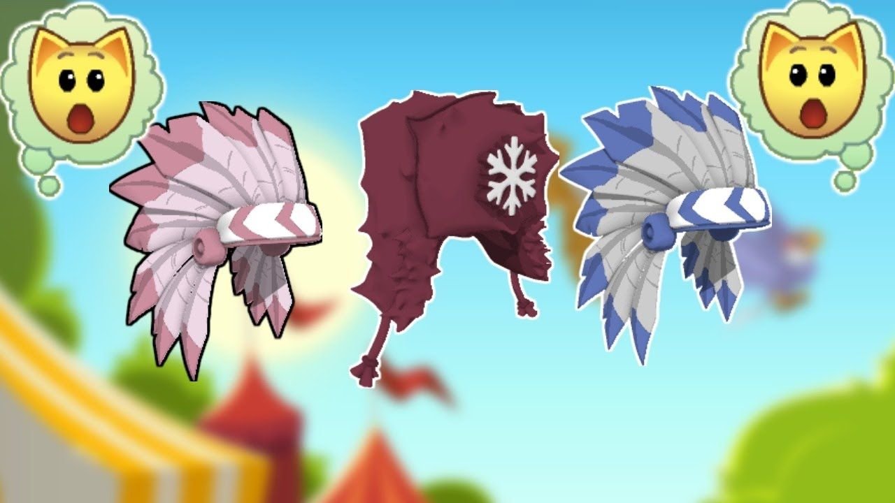 Animal jam pictures of head-dresses of persian kings