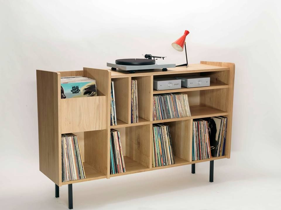 10 Incredible Record Player Consoles To Reimagine Your Living Space Vinyl Record Furniture Vinyl Shelf Furniture Vinyl