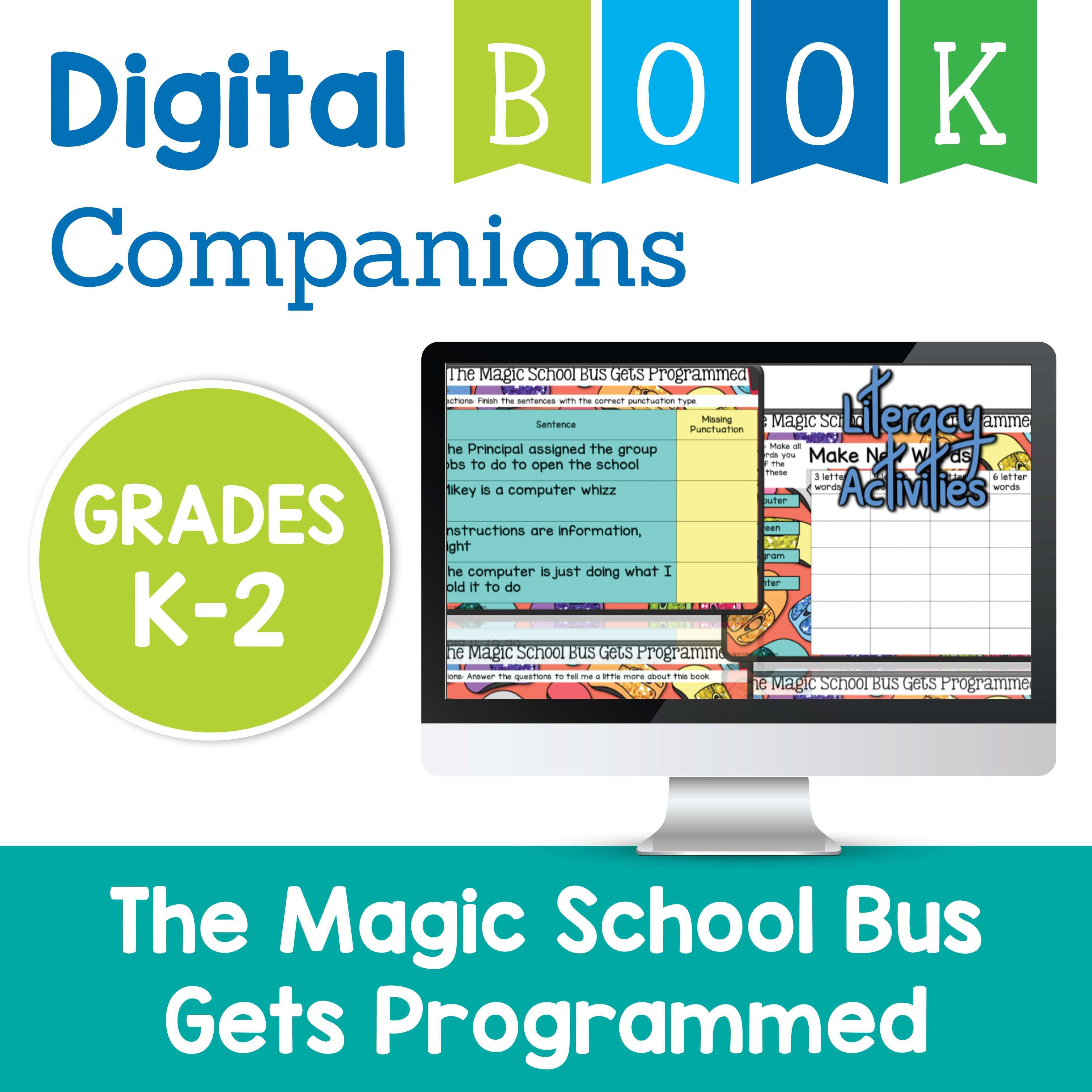 Msb Gets Programmed Digital Book Companion