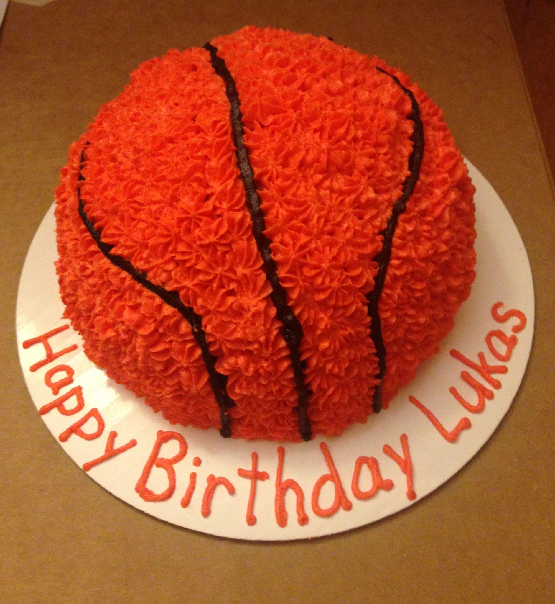 Basketball Cake Basketball Cake Cake Cakes And More