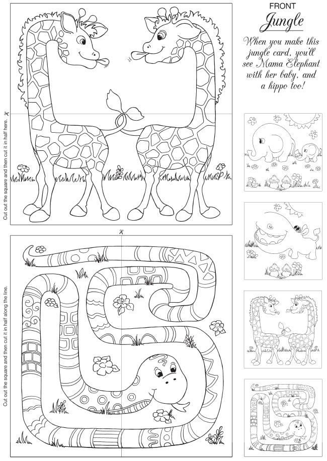 Welcome to Dover Publications. Dinosaurs, Monsters and More!: Never ...