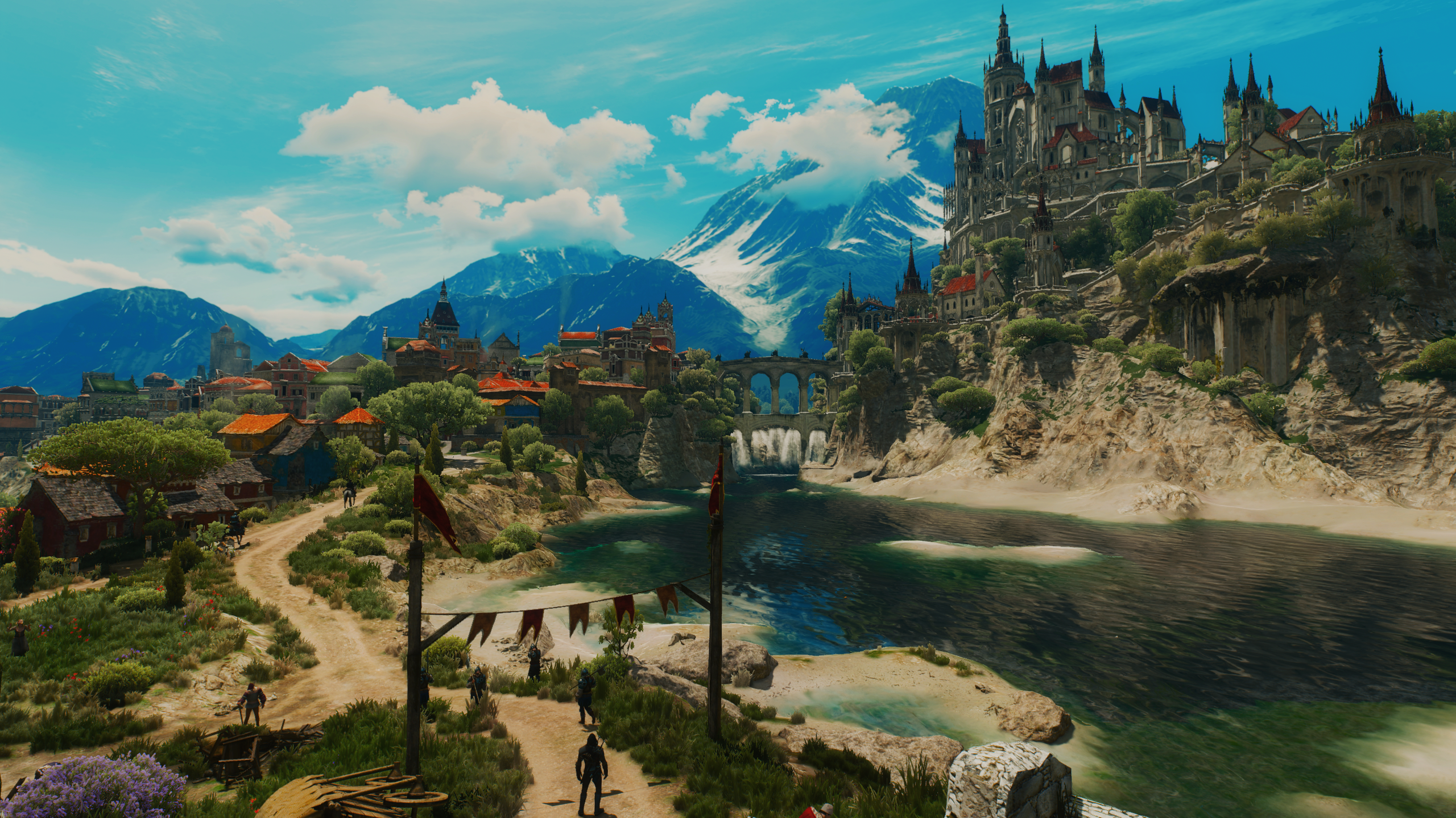 Toussaint is too beautiful #TheWitcher3 #PS4 #WILDHUNT #PS4share #games  #gaming #TheWitcher #TheWitcher3WildHunt   Witcher art, The witcher game,  Fantasy world