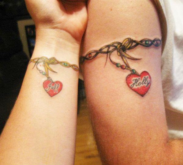 30 Couple Tattoo Ideas Tatuajes De Parejas Hermosos Tatuajes Modelos De Tatuajes