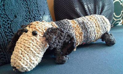 Craft Candidate: The story of a sausage dog - Erään mäyräkoiran tarina