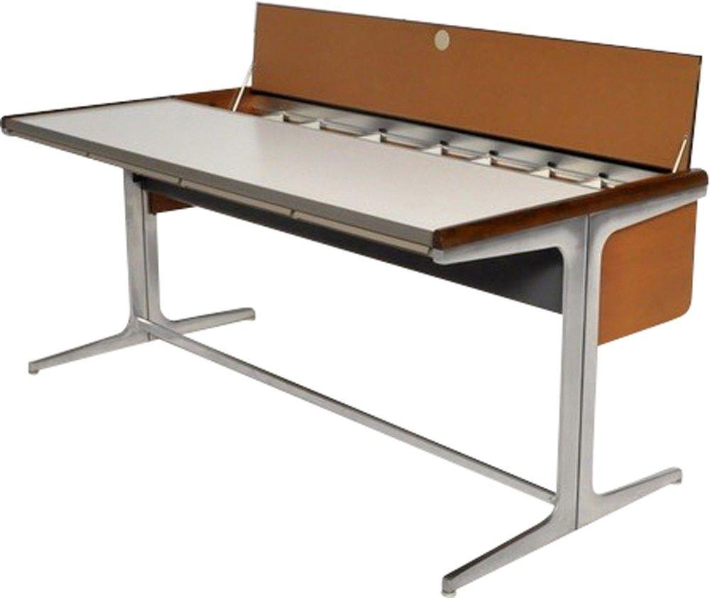 Desk Action Desk By Georges Nelson Pour Herman Miller 1964 Mid Century Modern Furniture Modern Furniture