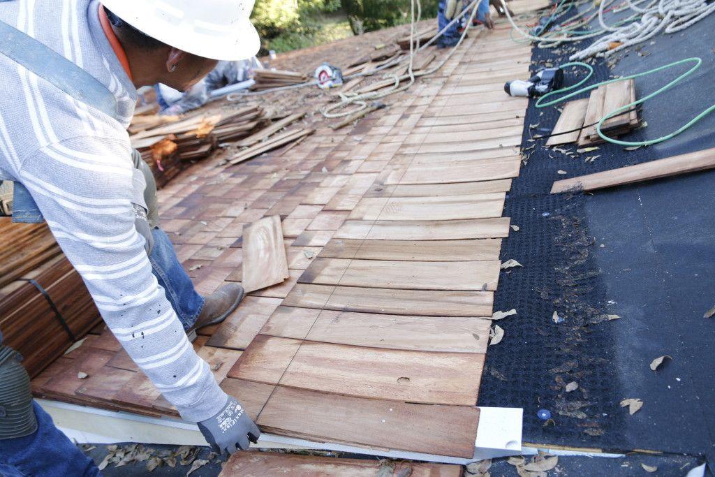 Best Wood Shingle Roof 400 x 300