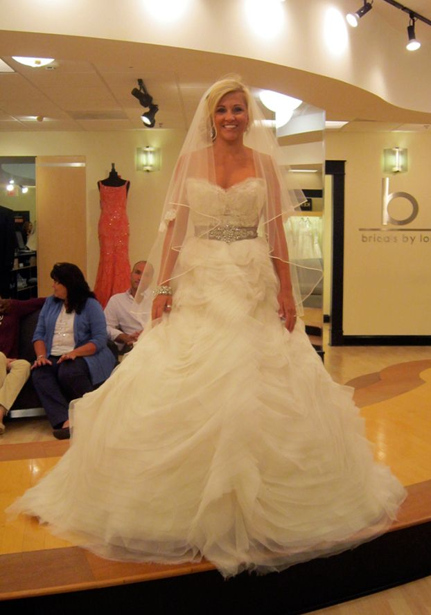 Season 6 featured dress courtney syttd weddings say for Wedding dress boutiques atlanta