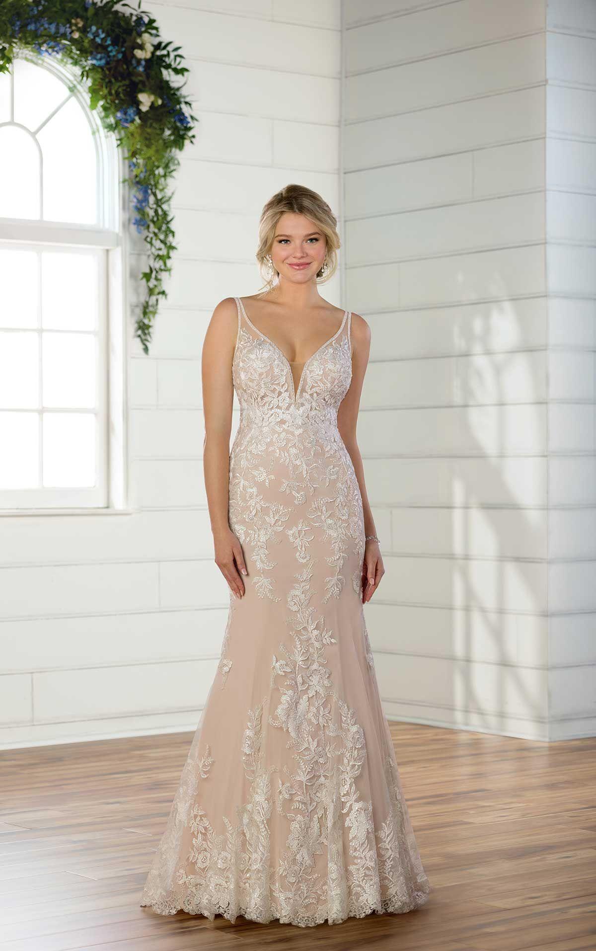 Dreamy chic essense of australia wedding dresses fall