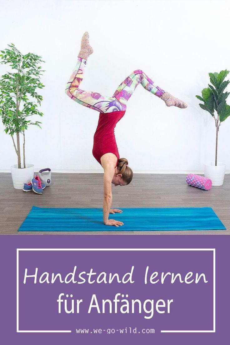 Beine fitnessstudio gerate Handstand langhantel