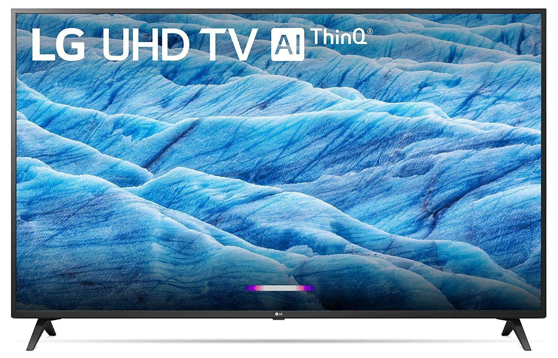 Lg 65um7300pua Alexa Built In 65 4k Ultra Hd Smart Led Tv 2019 Uhd Tv Led Tv Smart Tv