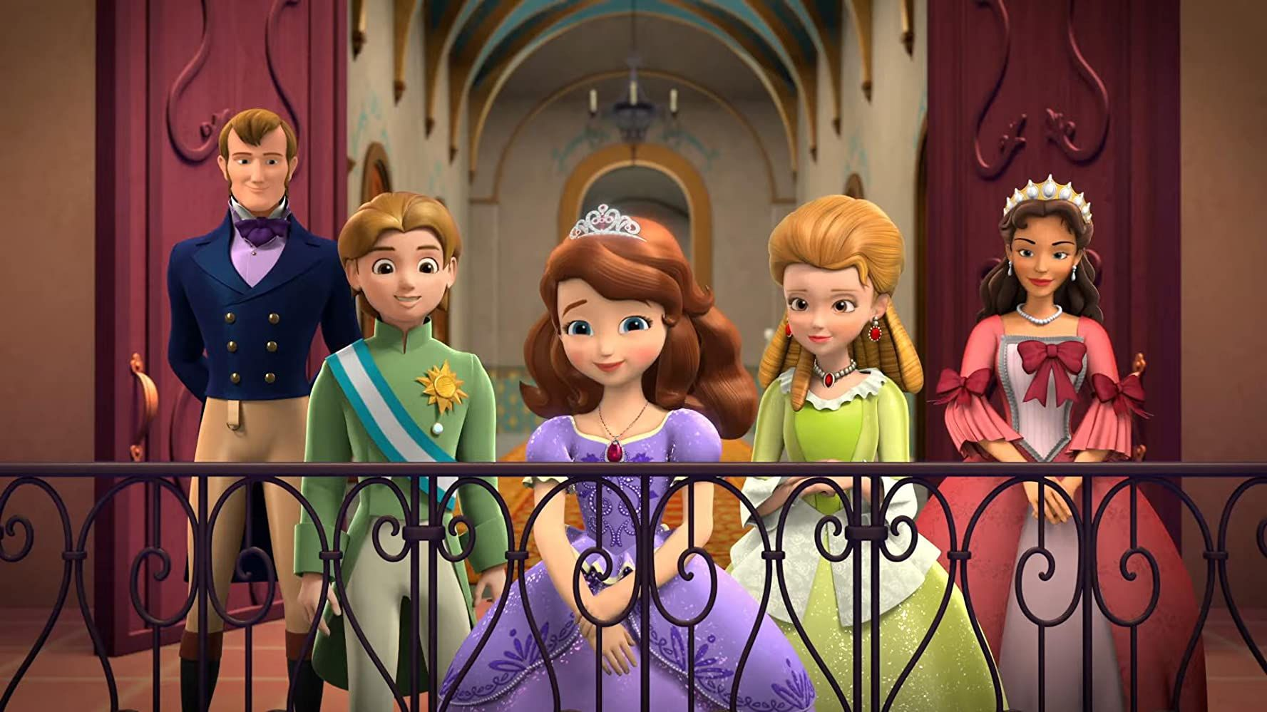 Pin By Kyshaun Kelly On Different Characters Princess Sofia The First Disney Fan Art Princess Sofia