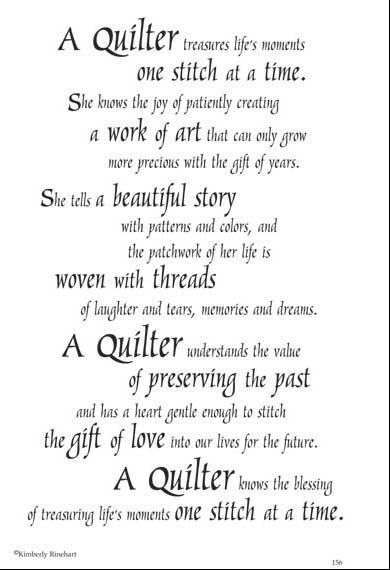 Classroom Quilt Ideas ~ Quilting poem sayings pinterest quilts