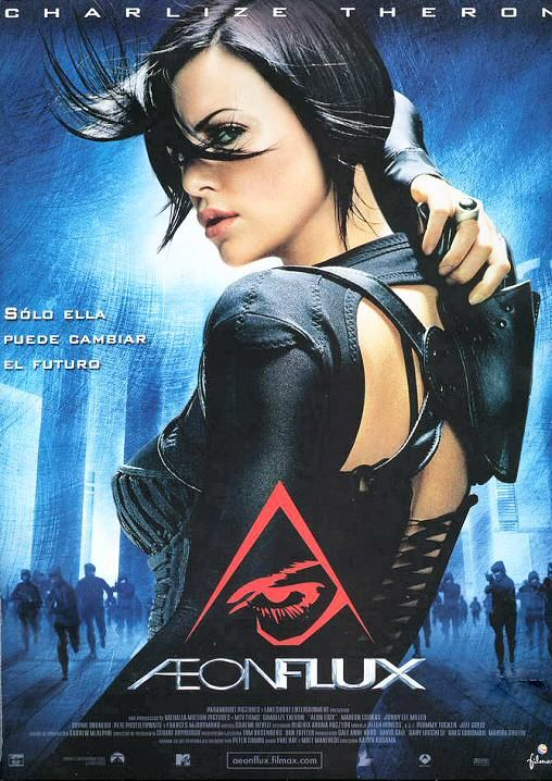 Movie  C B Aeon Flux