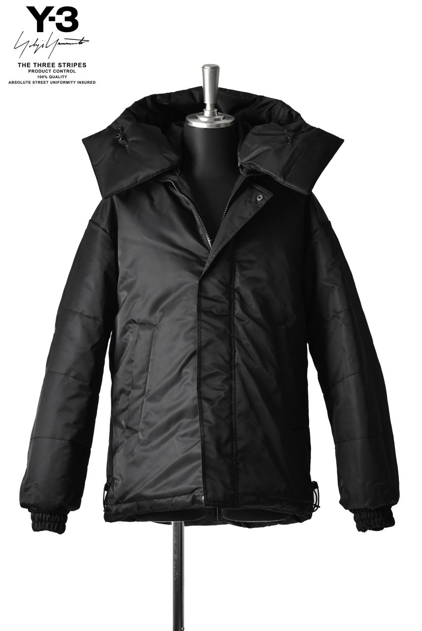uk availability 1b69d be57f Y-3 Yohji Yamamoto REVERSIVLE PADDED JACKET | Piumini | Piumini