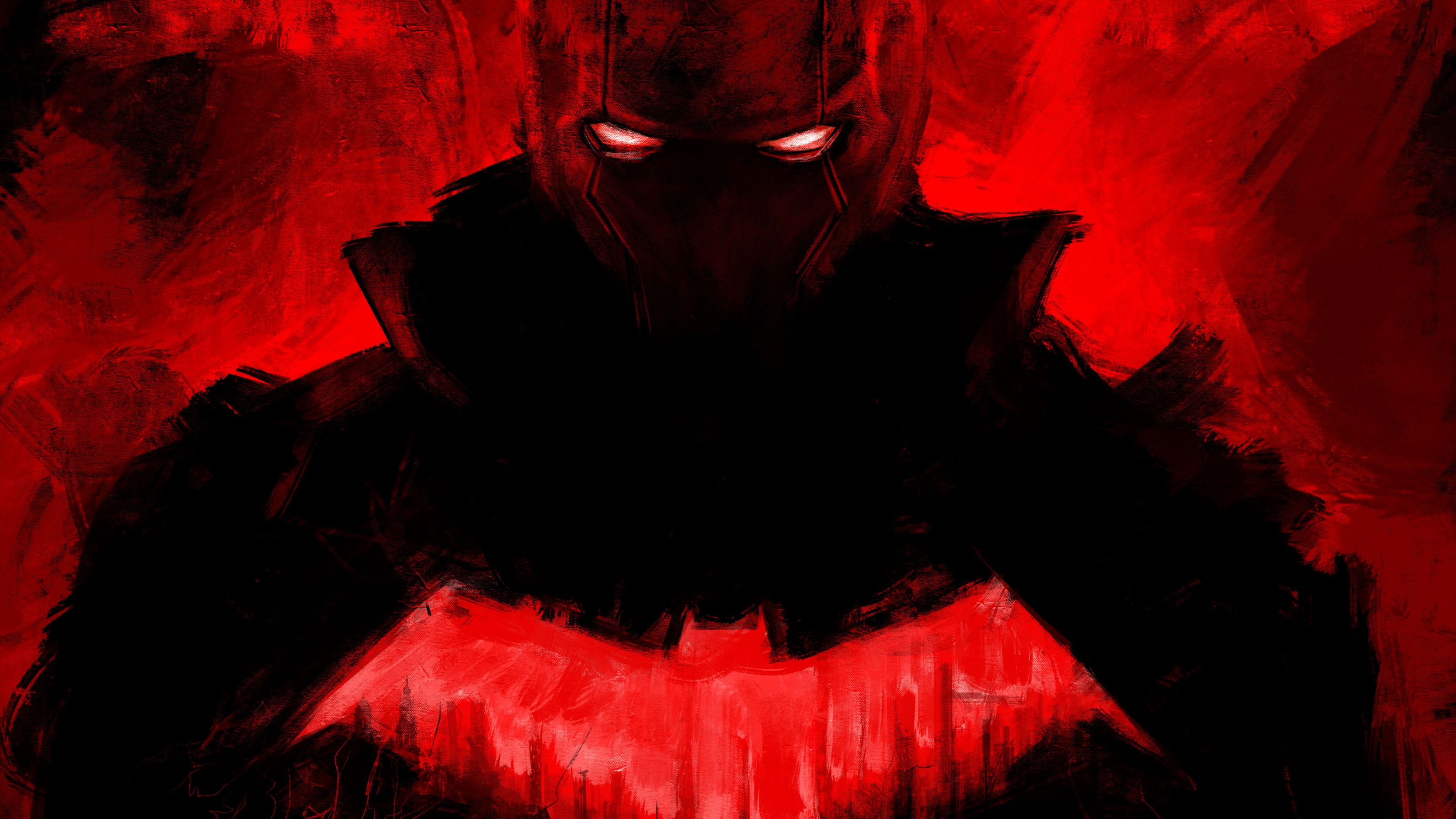 Red Hood Paint Art 4k Superheroes Wallpapers Red Hood Wallpapers Hd Wallpapers Digital Art Wallpapers Artw Hood Wallpapers Red Hood Wallpaper Art Wallpaper