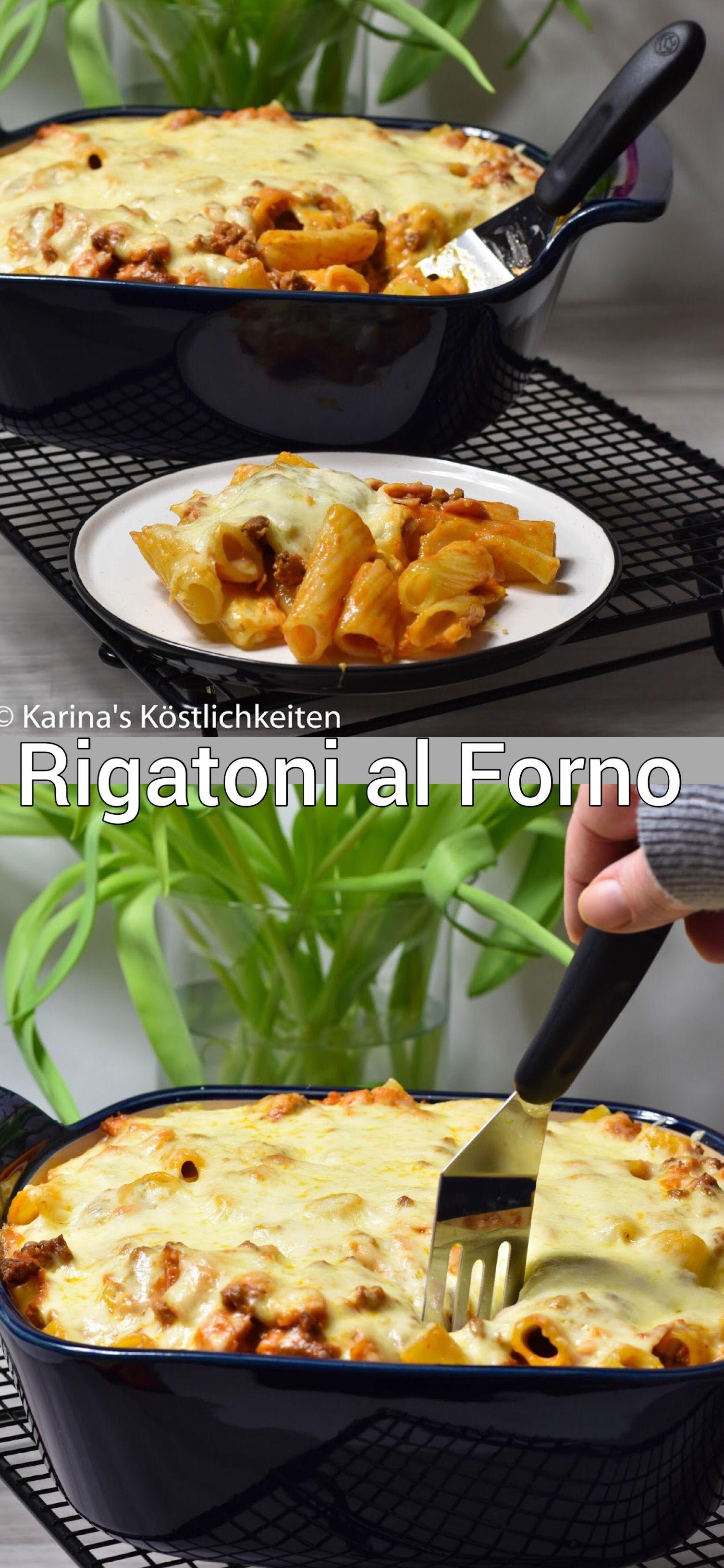 Rigatoni al Forno