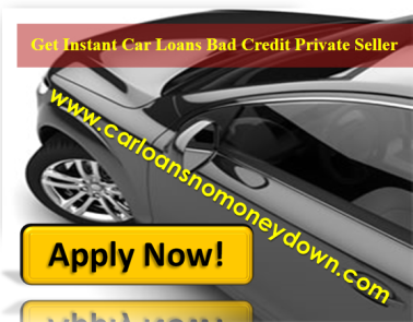 guaranteed approval on buying private party used auto sale financing
