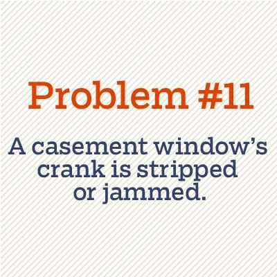 Bathroom Window Jammed 52 diy fixes for annoying home ailments | house, window and sell house