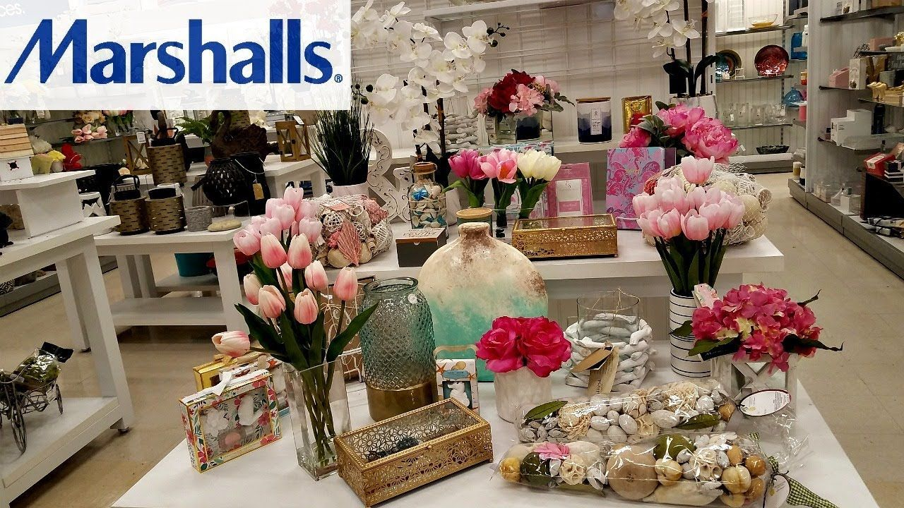 Shop With Me Marshalls Bedding Home Decor Stationary Walk Through