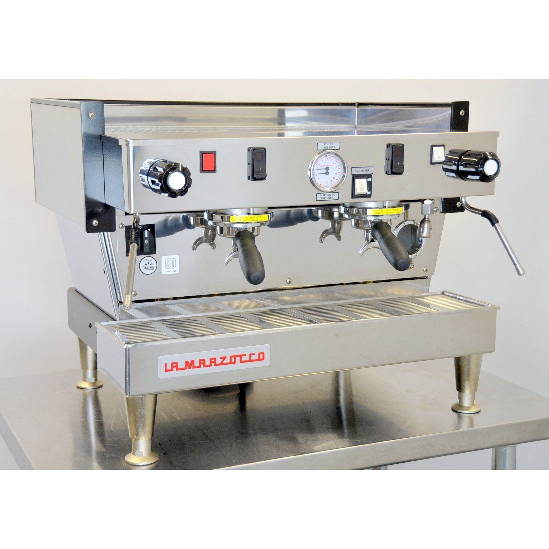 2017 La Marzocco 2ee Linea 2 Group Semi Automatic Commercial