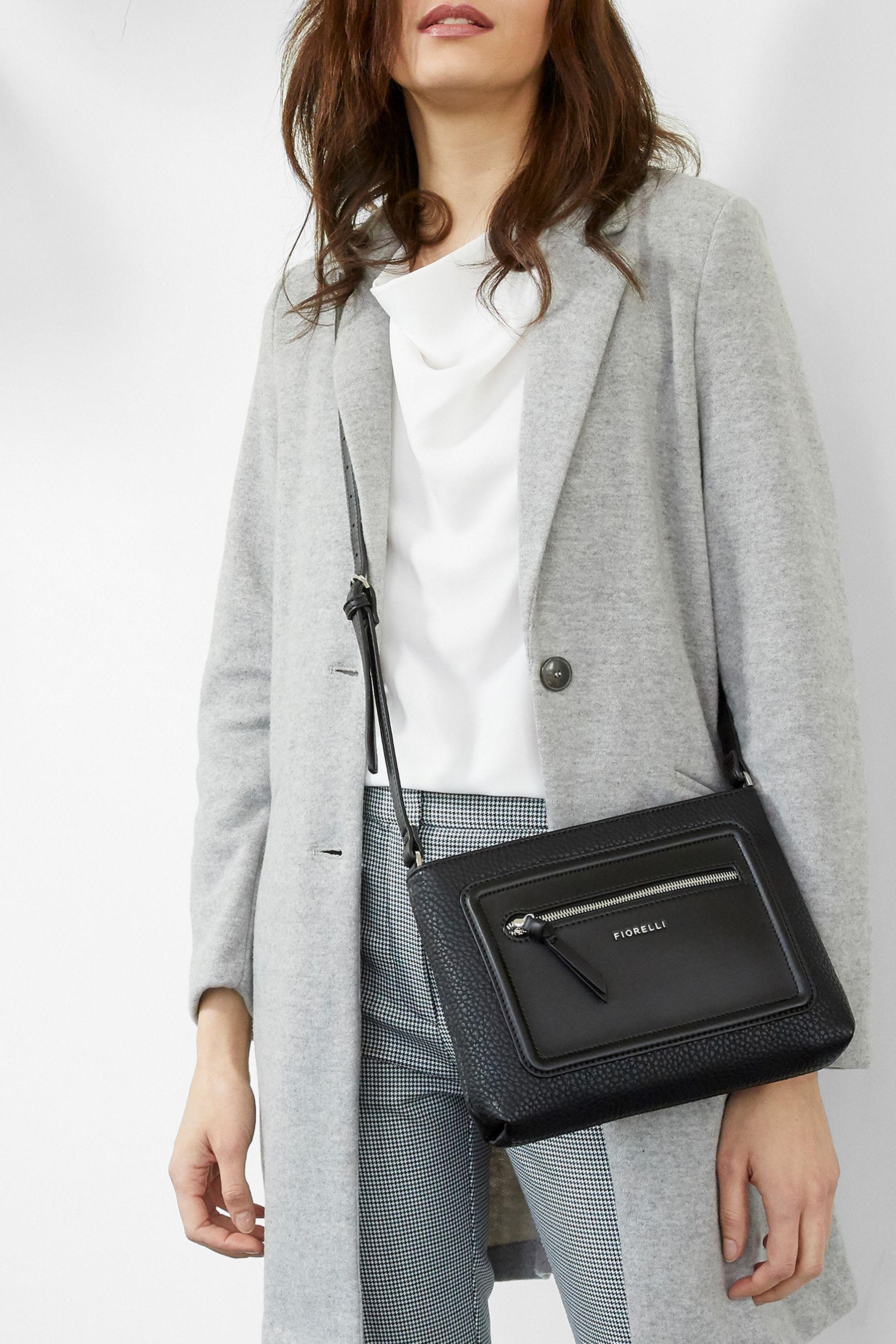 d4809bc491420 Womens Fiorelli Slim Crossbody Bag - Black in 2019 | Fiorelli ...
