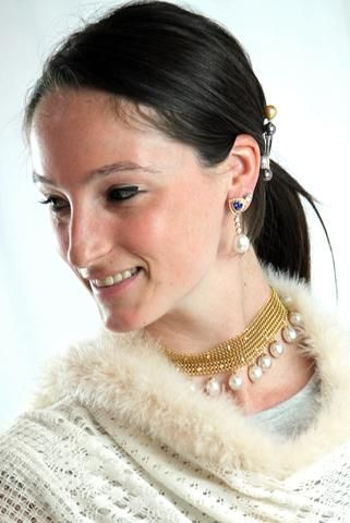 Girls In Pearls, The Birthstone for June – Deleuse Fine Jewelry & Couture