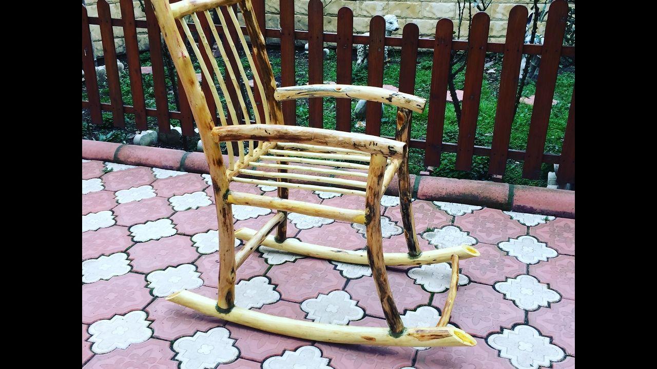 Odundan Sallanan Koltuk Yapimi Odun Koltuklar Palet Ev