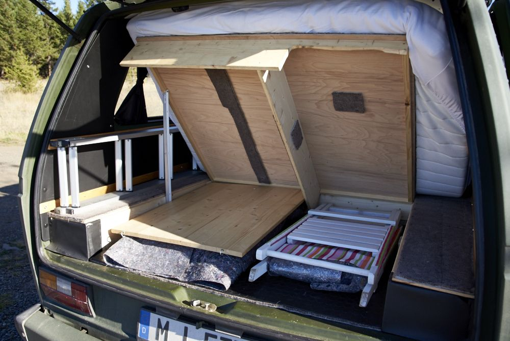 bildergebnis f r vw t3 innenausbau camper van conversions pinterest innenausbau ausbau. Black Bedroom Furniture Sets. Home Design Ideas
