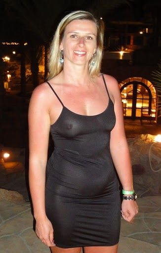 Tight Short Dress Mature 108