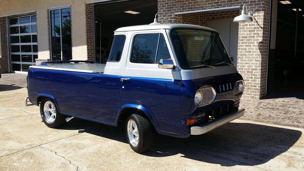 1961 Ford Econoline For Sale 1880010 Hemmings Motor News